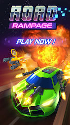 Road Rampage: Racing & Shooting to Revenge APK screenshot thumbnail 8