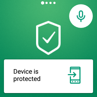 Kaspersky Mobile Antivirus: Web Security & AppLock- screenshot