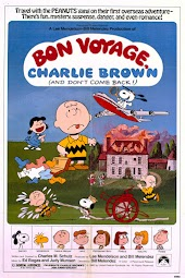 Peanuts: Bon Voyage, Charlie Brown (and don't come back)