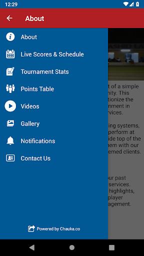 sports vision cricket score screenshot 3