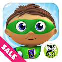 Super Why! from PBS KIDS icon