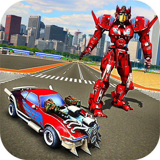Robot Car War Transform Fight file APK for Gaming PC/PS3/PS4 Smart TV