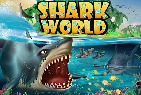 Shark World Screenshot