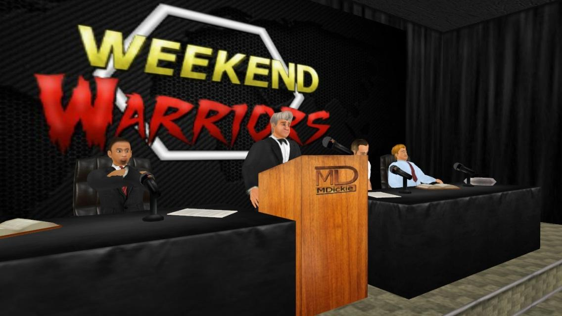 Weekend Warriors MMA- screenshot