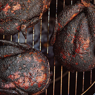 Slow-Smoked Barbecue Chicken
