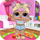 Princess Dolls Pink Cleaning Apk