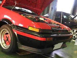 スプリンタートレノ AE86 84年式GT-Vのカスタム事例画像 たつやさんの2018年09月06日18:52の投稿