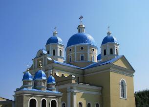Photo: Polski kościół zamieniony po wojnie na magazyn mebli. Obecnie cerkiew.