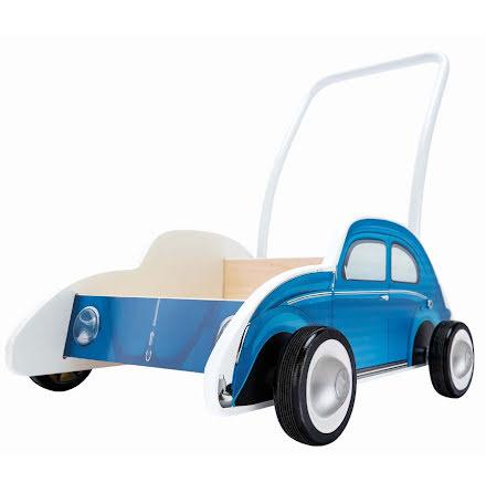 Hape Volkswagen Beetle Gåvagn, Blå