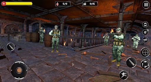 FPS Shooting Gun War - Counter Critical Strike CS screenshots 2