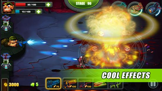 Game Zombie Commando APK for Windows Phone