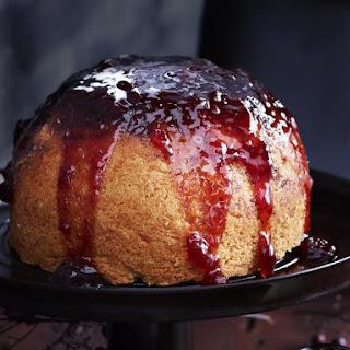 English Jam Pudding