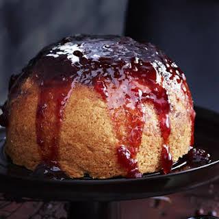 English Jam Pudding.