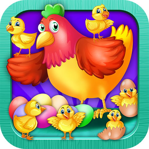 Chicken breeding farm