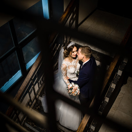 Wedding photographer Sergey Yashmolkin (SMY9). Photo of 11.11.2017
