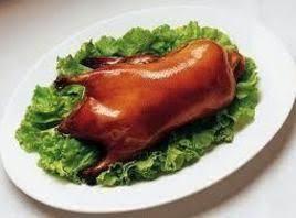 Roast Duck Oriental Recipe