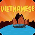 Vietnamese Flash Quiz Game icon