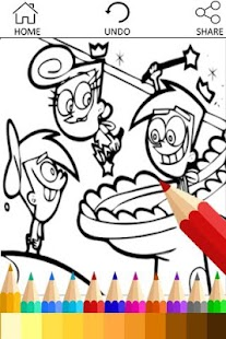 Learn Draw Fairly OddParents - náhled