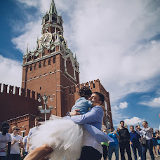 Wedding photographer Aleksey Manuylov (AlexMany). Photo of 11.08.2016