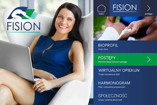 FISION rehabilitacja on-line