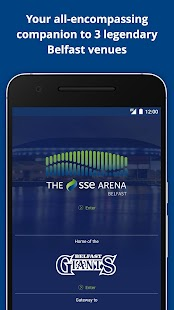 SSE Arena Belfast- screenshot thumbnail