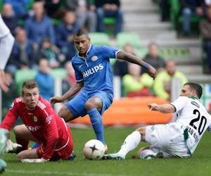 Sterke Padt houdt PSV van 18 op 18