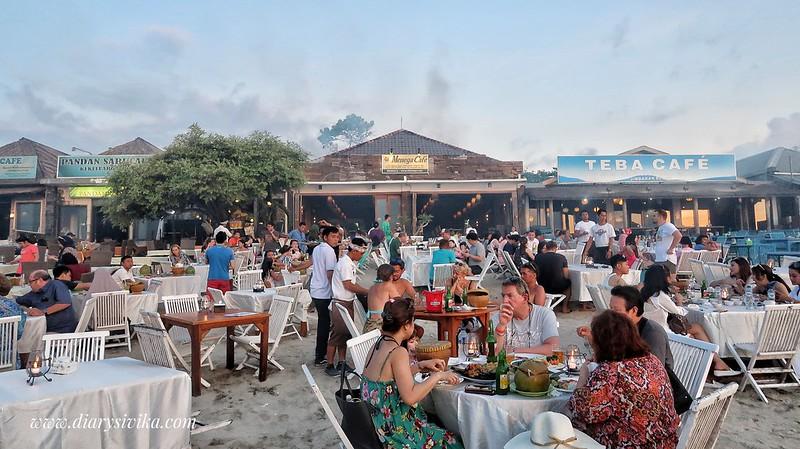 Menega Cafe Jimbaran Restaurant