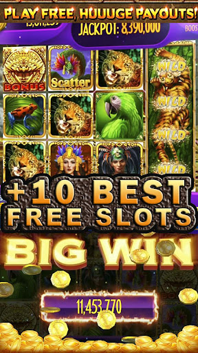 Slottersu2122 - Best Free Slots and Social Casino 1.12 2