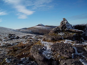 Photo: View west from near summit of Greenane Mountain