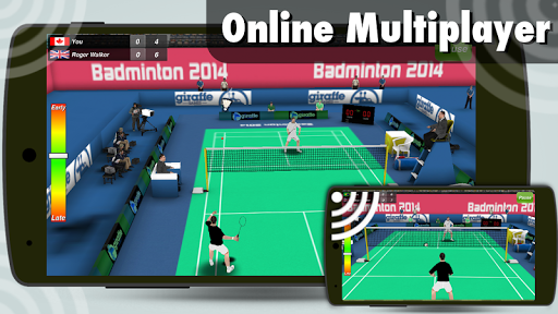 Badminton 3D screenshot 2