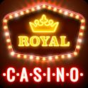 Royal Casino Slots - Huge Wins icon