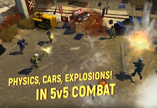 Tacticool - 5v5 shooter 0.945 screenshots 1