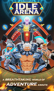 Idle Arena – Clicker Heroes Battle Apk Download For Android and Iphone 7