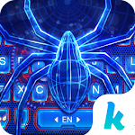 Amazing Spider Keyboard Theme Icon