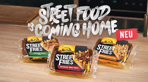 McCain Street Fries Rezept Bild
