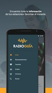 RadioGuía- screenshot thumbnail