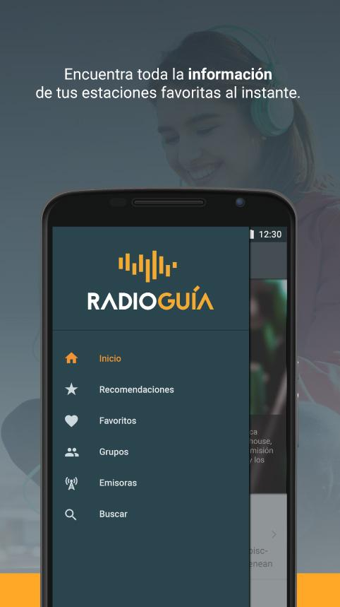 RadioGuía- screenshot