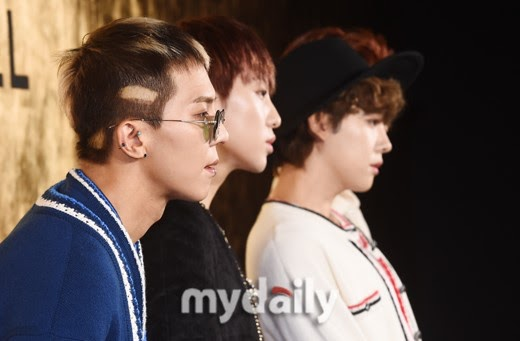 WINNER at Chanel Event