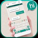 SMS Messenger Keyboard icon