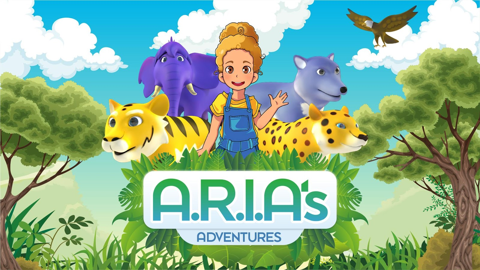 Aria's Adventures- screenshot