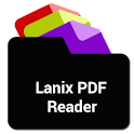 Lanix PDF Reader & Viewer icon