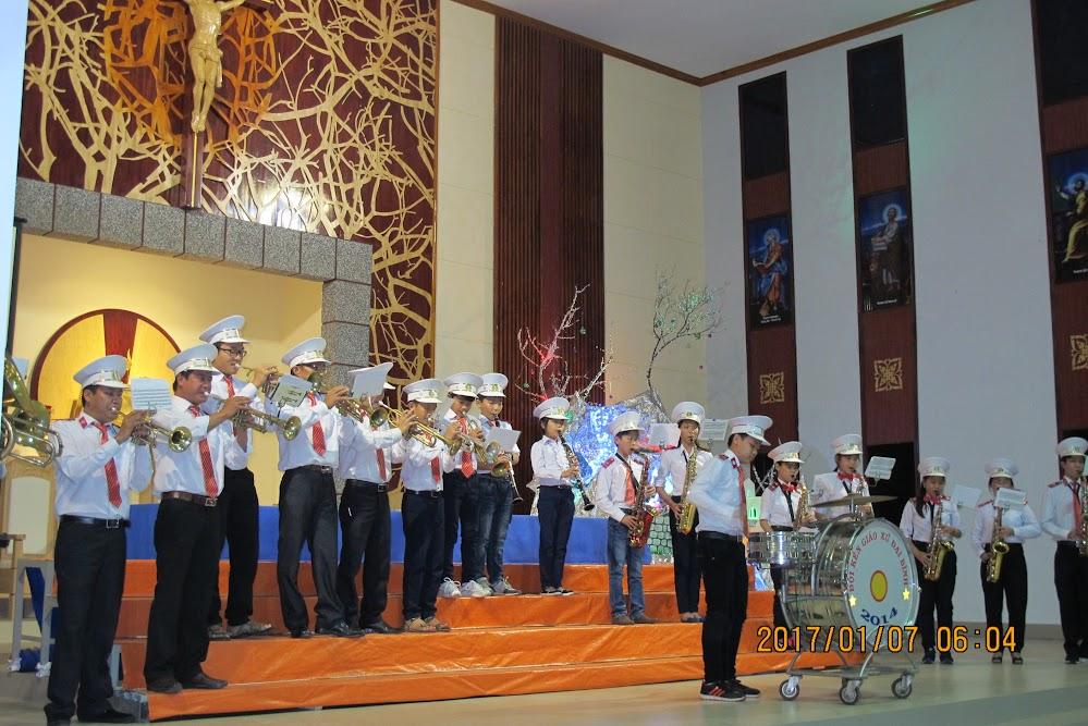 Đêm đại hội nhạc đoàn và ca đoàn thiếu nhi giáo phận Qui Nhơn - Ảnh minh hoạ 7