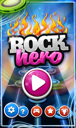 Rock Hero Screenshot