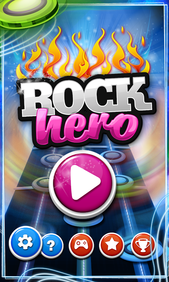 Rock Hero- screenshot