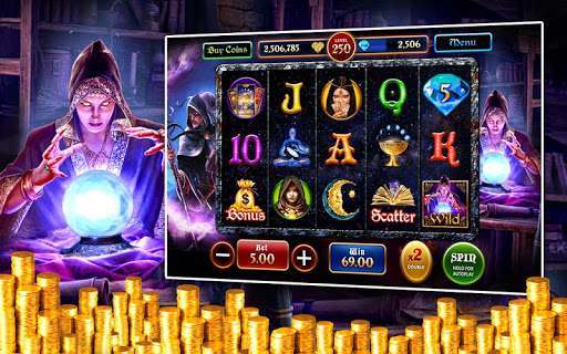 Fortune Teller Vegas Slots
