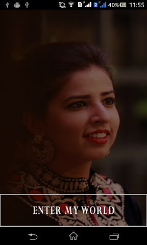 android Deepika's Deep Clicks Screenshot 0