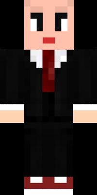 is the best mincraft skin