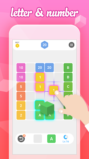 Merge 7 - Easy Number Puzzle Game 2.6 de.gamequotes.net 3