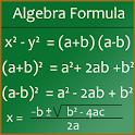 Maths Algebra Formula icon