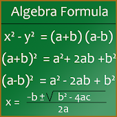Maths Algebra Formula